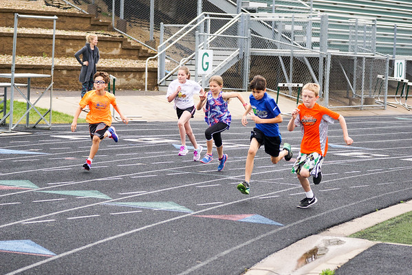 5-27-16 May Term Elementary Track Meet