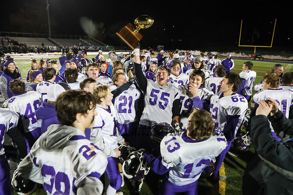 2018-11-17 Marshwood Football vs Brunswick Class B Championship