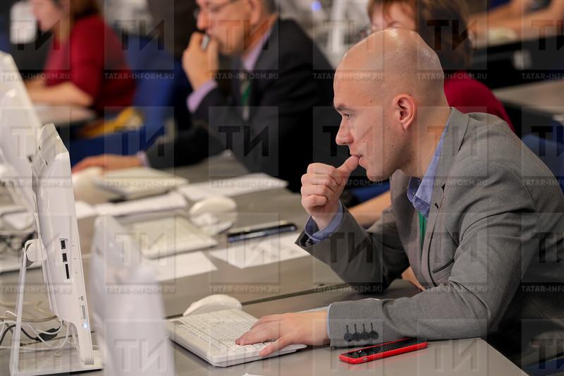 08.09.2019  - Работа Единого информационного центра РТ(фото Салават Камалетдинов)