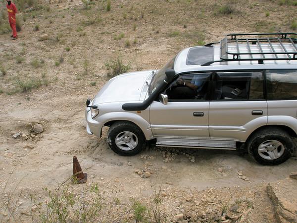 USAID 4WD TRAINING
