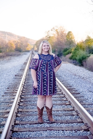Amber Phillips {Senior} 2017