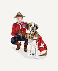 Canadian Mountie Number Three