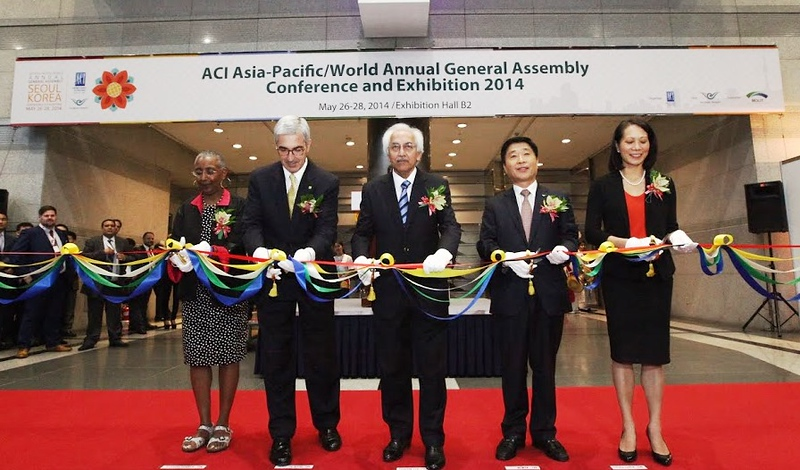 2014-1 Opening Ceremony of the Regional Conference in Seoul, May 2014