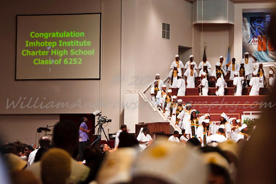 Kai Graduation Imhotep Charter School
