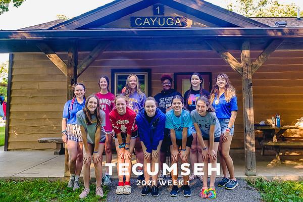 Week 1 Cabin Photos