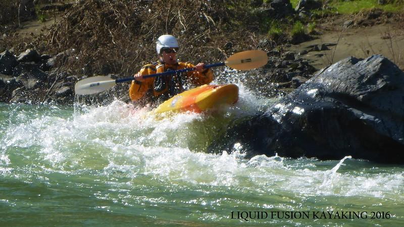Whitewater Kayaking 2016