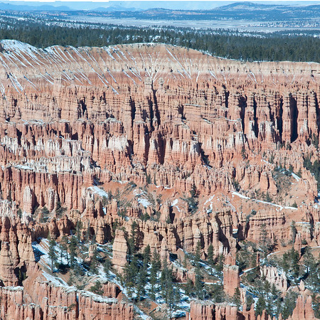 Amphitheater at Bryce Point.
