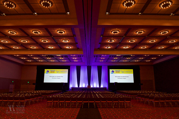 Opening Plenary-Trade show-Networking 041416
