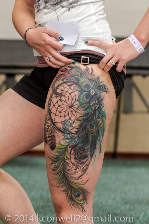 Tucson Tattoo Expo  2014