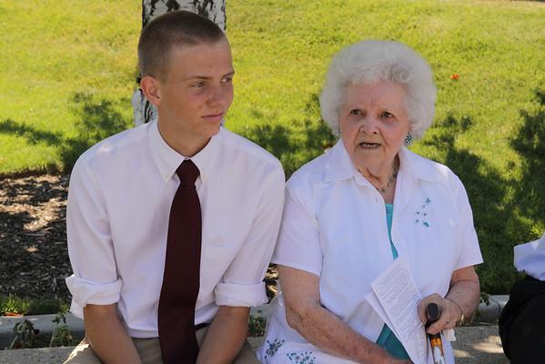 Grandma Shaffer 2010