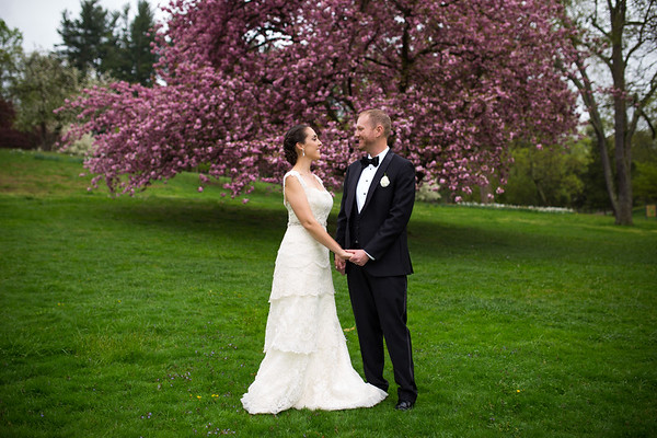 Thea and Brian's Chase Center Wedding