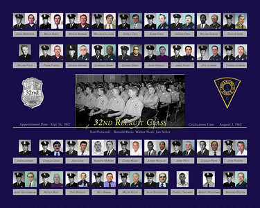32nd Recruit Class Composite