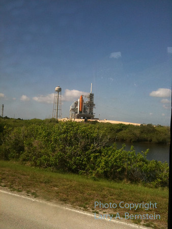 Shuttle Atlantis STS-132 Launch Tour