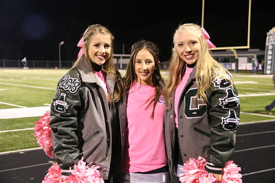 Pink Out Game Vs. Dallas Roosevelt 2017