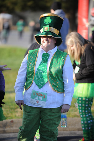 Nashville St. Paddy's Race