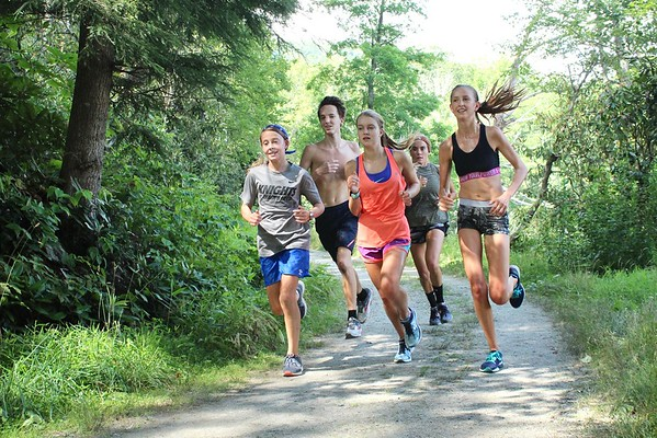 2018 Without Limits Youth XC Camp