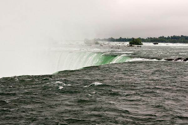 Ira And Dad-Niagara Falls-Canada