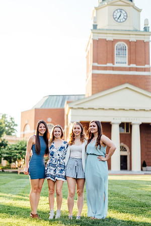 2018 Senior Session | Wake Forest University