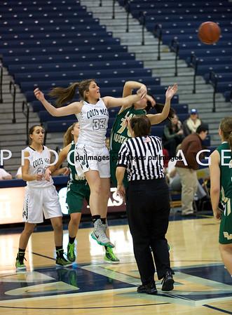 CNHS Girls Basketball v Brick