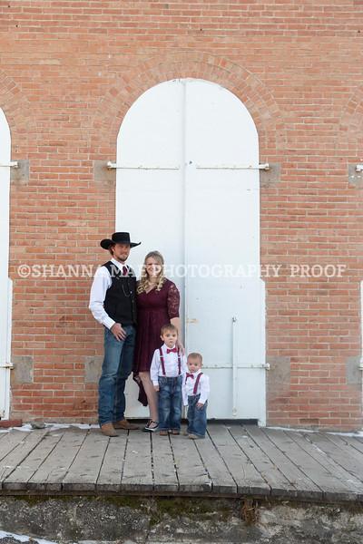 Farrand Family - Virginia City, MT