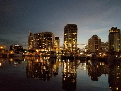 Dinner by Boat Aug 22 2018