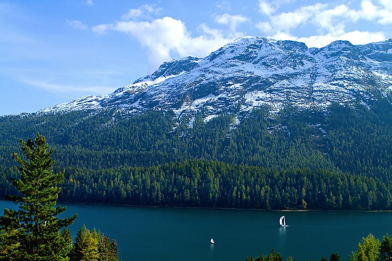 """St. Moritz"",  Switzerland"