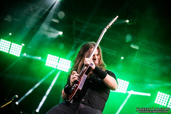 Megadeth - Sweden Rock Festival