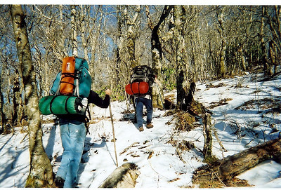 Backpack 2002-04  Trips 1--41
