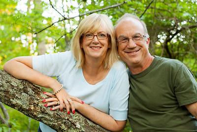 Cathy & Steve