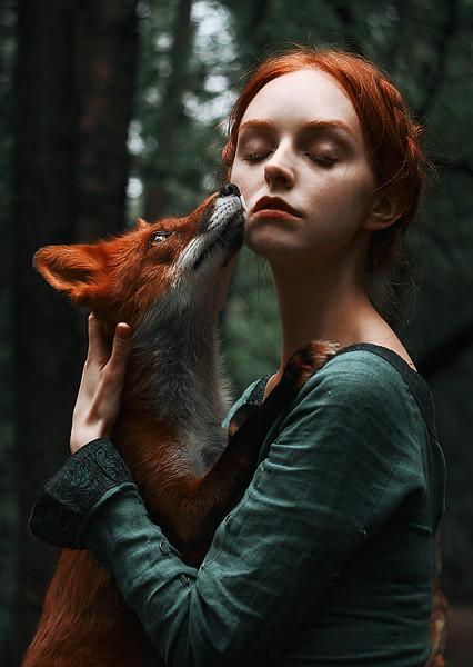 Foxes Series Prints