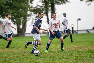 III Boys Soccer