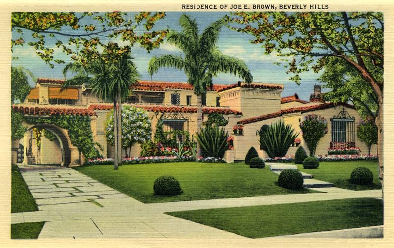 Residence of Joe Brown