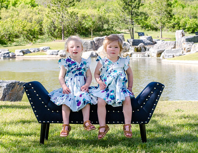Swanson Twins- 2 years old!