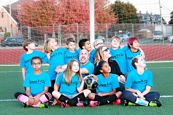Grant 4/5 Grade Soccer- 2018