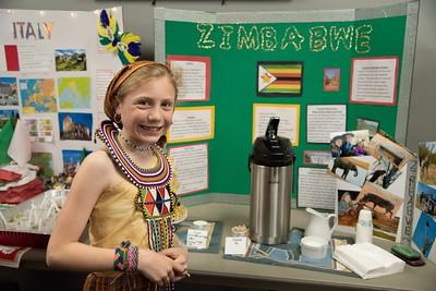 5th Grade Culture Fair