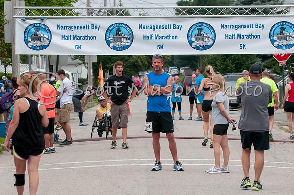 Narragansett Bay Half Marathon & 5k 2015