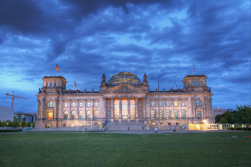 The Reichstag (HDR)