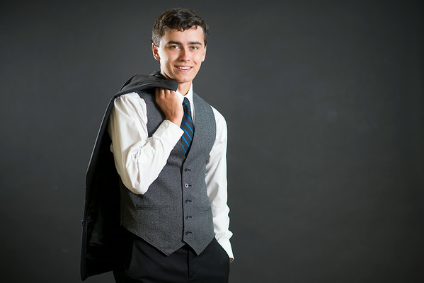 Phillip | Cascade Senior Portraits