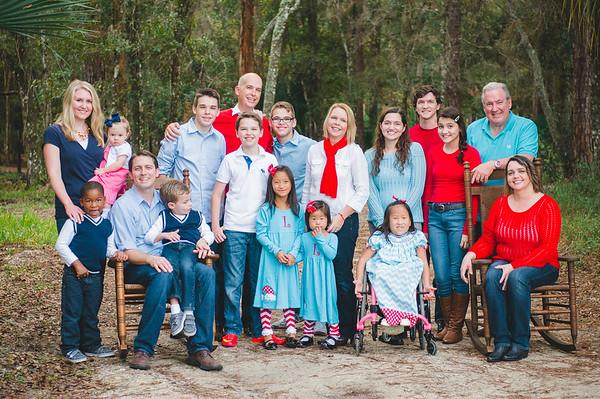 2014_11_25 Juliano Family