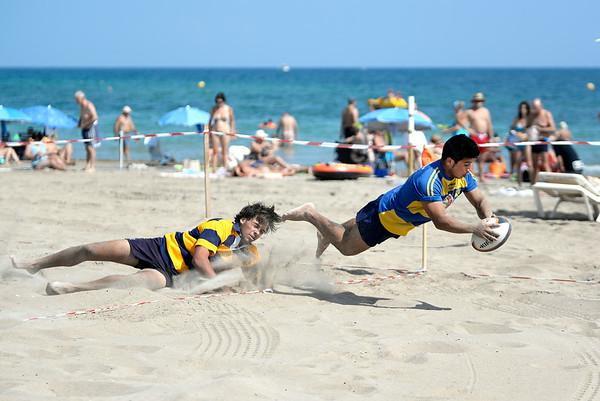 21st Denia Beach Rugby Tournament - August 9, 2014