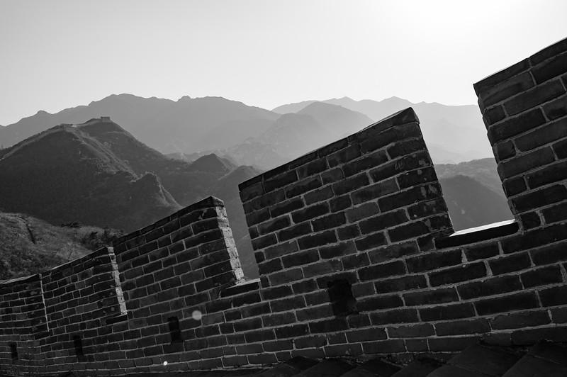 Great Wall near Beijing, China