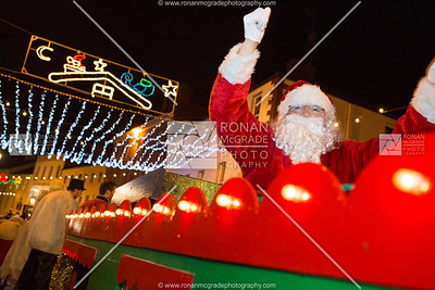 2013.11.23 Enniskillen Christmas Lights
