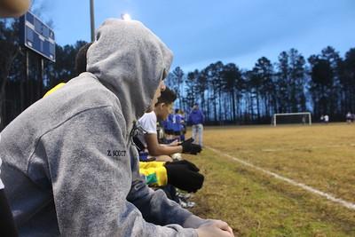 Soccer Game GCA vs Armuchee 2015-2016