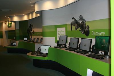 Pavilhão Acer nos Jogos Olímpicos 2012