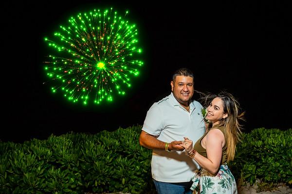 Surprise Engagement Nelly & Luis