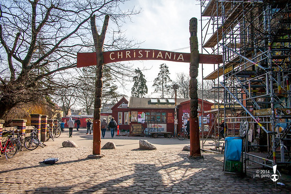 Denmark: Freetown Christiania