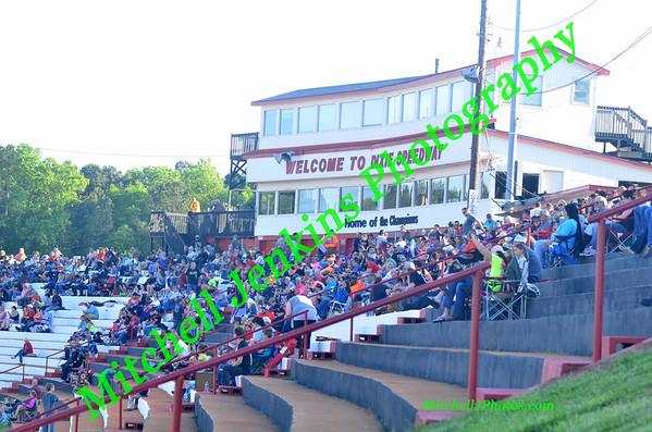 Dixie Speedway 6/6/15 Bill Ingram Memorial Highlights