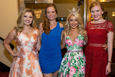 Miss Iowa 2017 Formers' Party