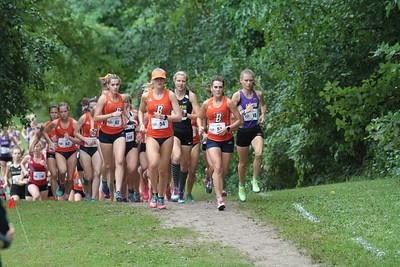 Women's College 5K - 2018 Running Fit-Detroit Mercy Titans Invitational