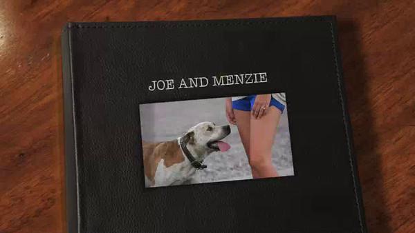Joe and Menzie